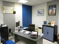 Le bureau du Garage Wiss à Waldighoffen