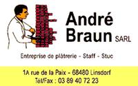 André Braun SARL à Linsdorf