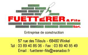 Fuetterer & Fils à Winkel
