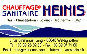 Heinis à Waldighoffen