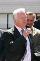 Président du Conseil Général - M. Charles BUTTNER