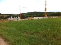 Travaux EHPAD Waldighoffen le 12 août 2010