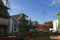 Le chantier de l'EHPAD de Waldighoffen, février 2011