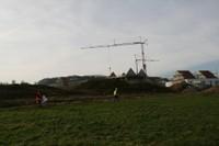 Le chantier de l'EHPAD de Waldighoffen le 18 janvier 2011
