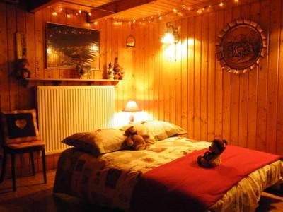 Chambre à coucher de la Cluserette