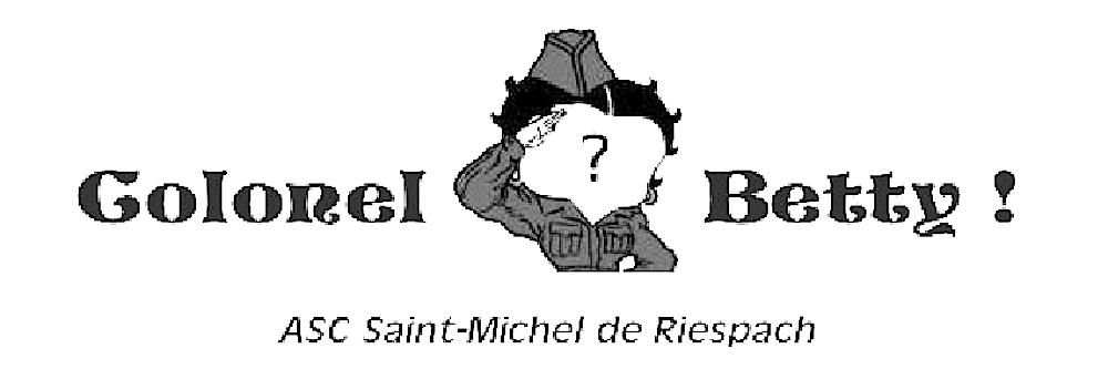 Visuel Colonel Betty par Mich'min