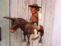 Marionnette de Sancho Panza