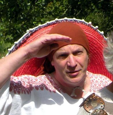 Sancho Panza joué par Henri Fritsch