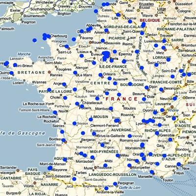 Surveillance de la radioactivité de l'air en France par l'IRSN au