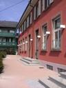 Mairie de Waldighoffen-vue rapprochée de la façade