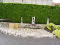 La fontaine de la rue des Ecoles