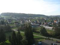 Vue aérienne de Waldighoffen