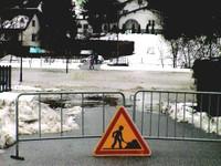 Crue de l'Ill en mars 2006